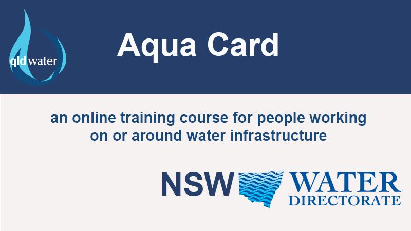 Screenshot of Aqua Card NSW